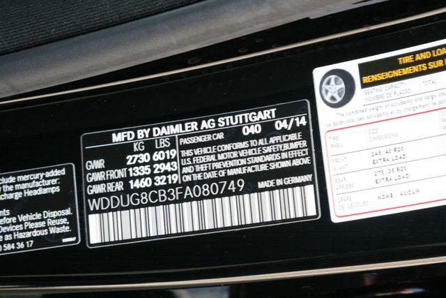 2015 Mercedes-Benz S 550 SPORT pkg Houston, Texas 31