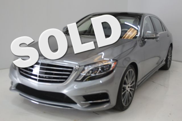 2015 Mercedes-Benz S 550 Houston, Texas