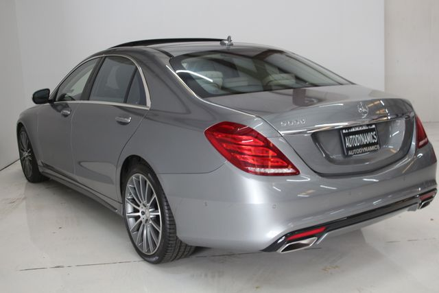 2015 Mercedes-Benz S 550 Houston, Texas 11