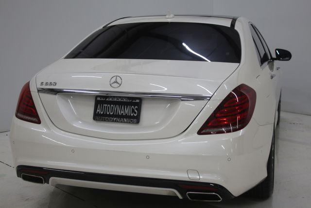 2015 Mercedes-Benz S 550 Houston, Texas 8