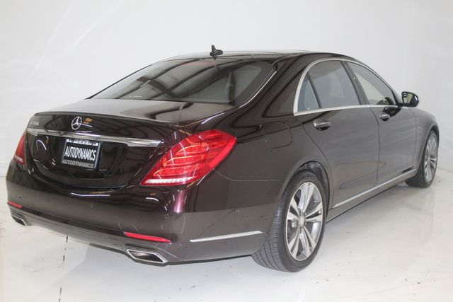 2015 Mercedes-Benz S 550 Houston, Texas 10