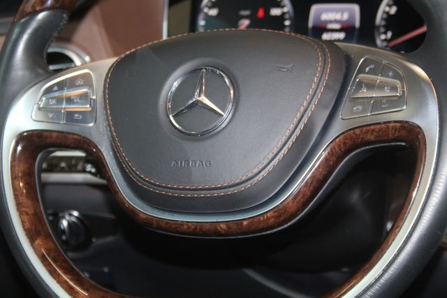 2015 Mercedes-Benz S 550 Houston, Texas 18