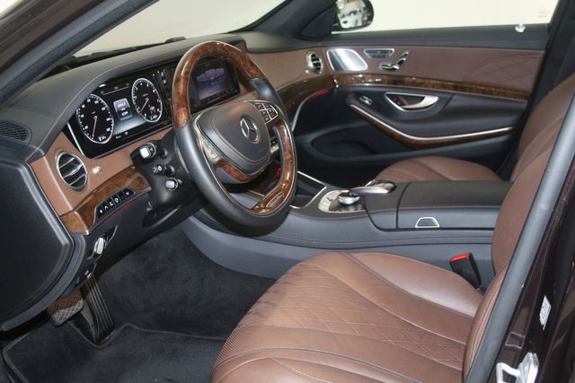 2015 Mercedes-Benz S 550 Houston, Texas 20