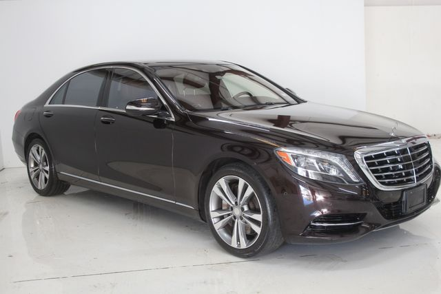 2015 Mercedes-Benz S 550 Houston, Texas 4