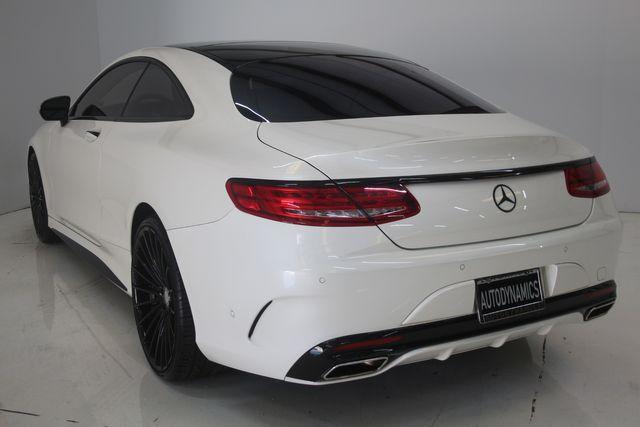 2015 Mercedes-Benz S 550 Coupe Houston, Texas 13