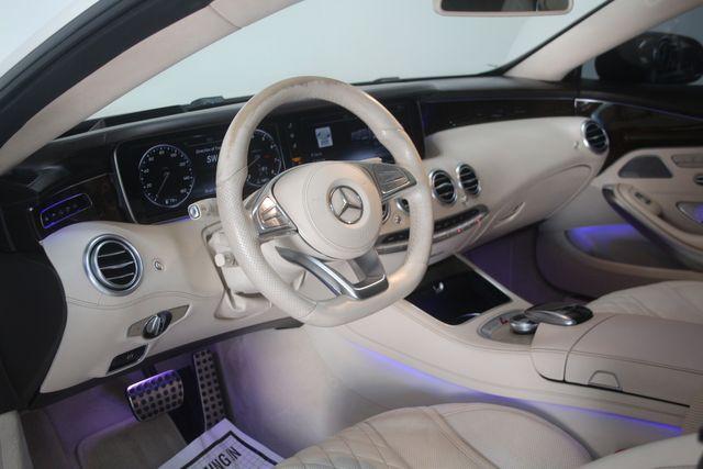 2015 Mercedes-Benz S 550 Coupe Houston, Texas 17