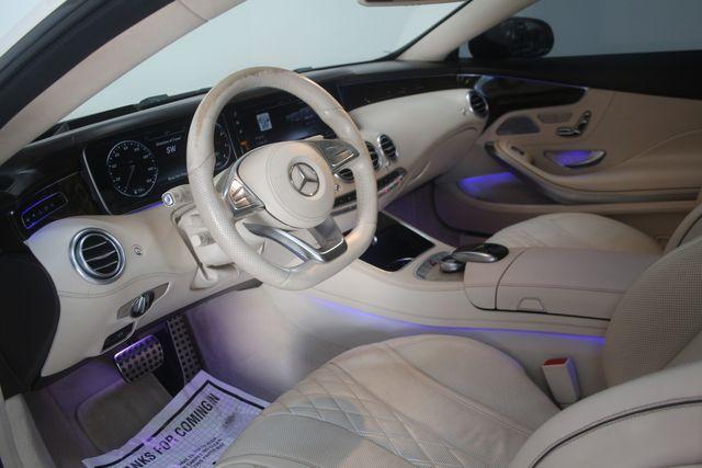 2015 Mercedes-Benz S 550 Coupe Houston, Texas 18