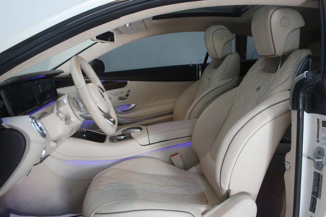 2015 Mercedes-Benz S 550 Coupe Houston, Texas 19