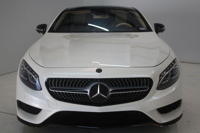 2015 Mercedes-Benz S 550 Coupe Houston, Texas 2
