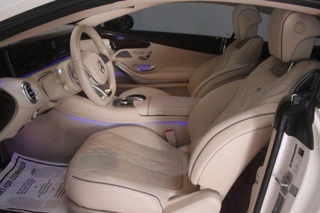 2015 Mercedes-Benz S 550 Coupe Houston, Texas 20