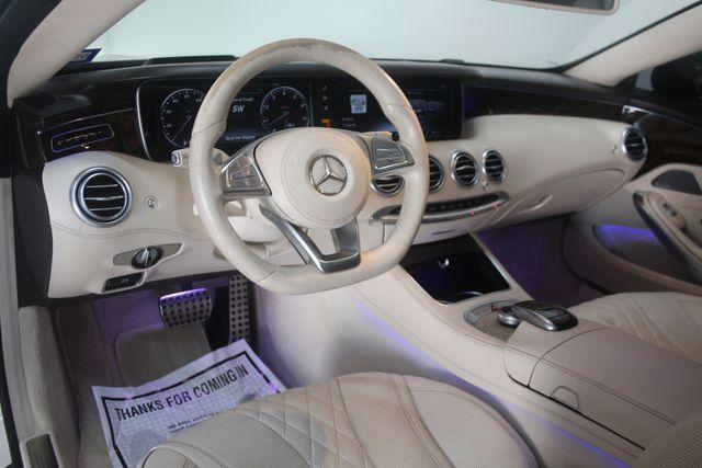 2015 Mercedes-Benz S 550 Coupe Houston, Texas 21