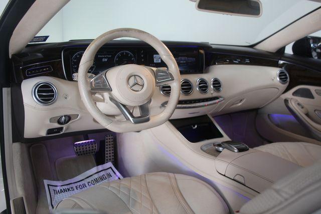 2015 Mercedes-Benz S 550 Coupe Houston, Texas 22