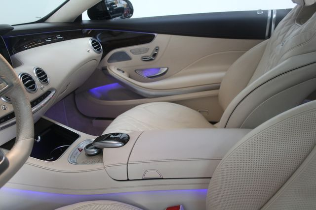 2015 Mercedes-Benz S 550 Coupe Houston, Texas 25