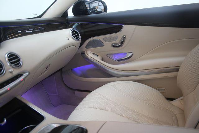 2015 Mercedes-Benz S 550 Coupe Houston, Texas 26