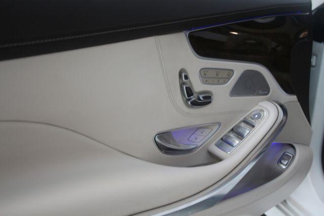 2015 Mercedes-Benz S 550 Coupe Houston, Texas 34