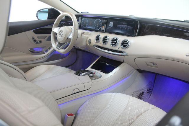 2015 Mercedes-Benz S 550 Coupe Houston, Texas 35