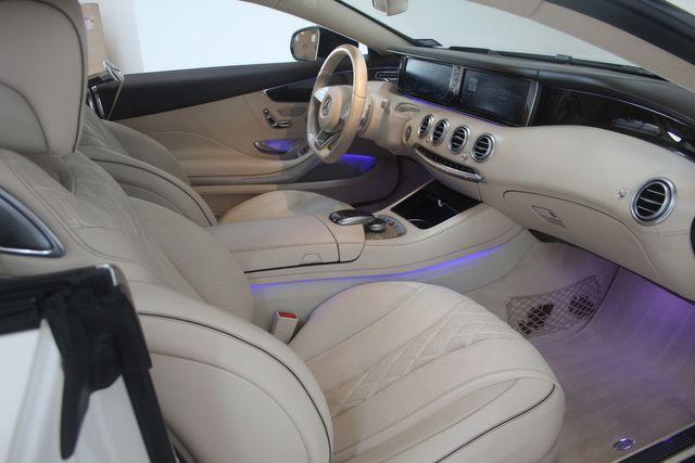 2015 Mercedes-Benz S 550 Coupe Houston, Texas 36