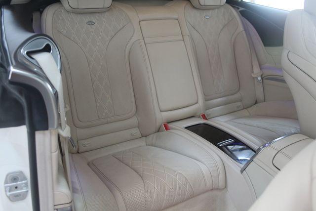 2015 Mercedes-Benz S 550 Coupe Houston, Texas 38