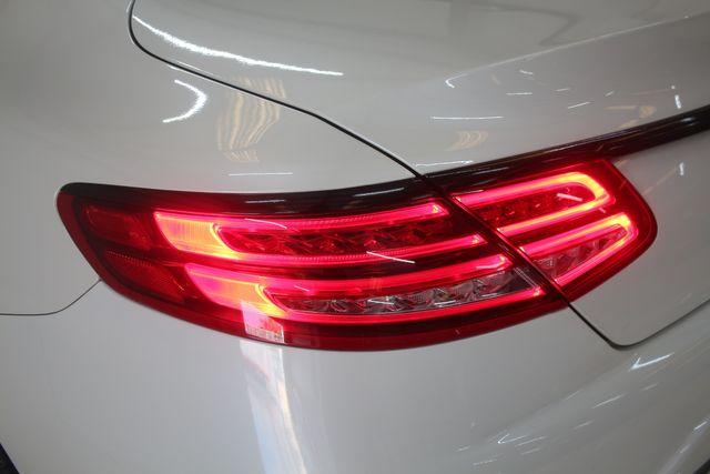 2015 Mercedes-Benz S 550 Coupe Houston, Texas 41