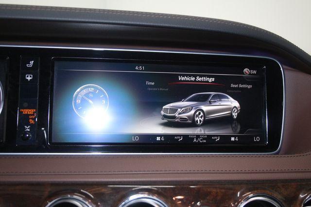 2015 Mercedes-Benz S 550 Houston, Texas 44