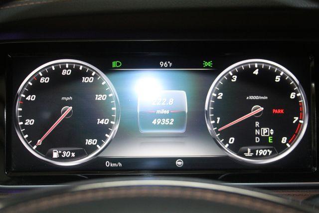 2015 Mercedes-Benz S 550 Houston, Texas 52