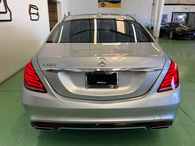 2015 Mercedes-Benz S 550 Longwood, FL 9