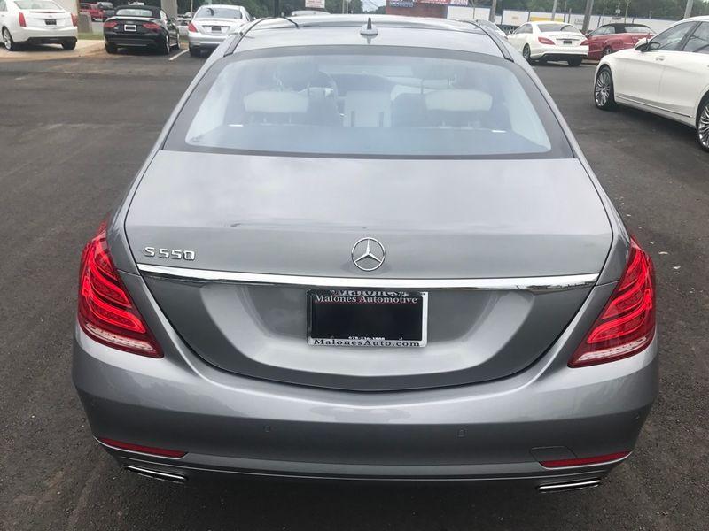 2015 Mercedes-Benz S 550 S 550  city GA  Malones Automotive  in Marietta, GA