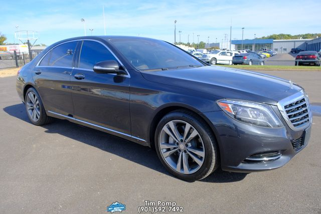 2015 Mercedes-Benz S 550 NAVIGATION LEATHER SUNROOF