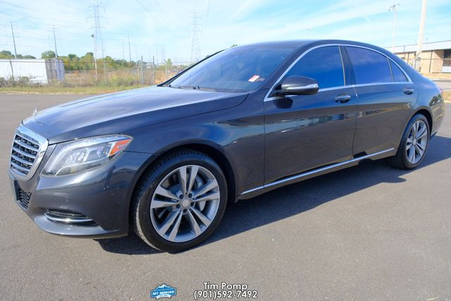 2015 Mercedes-Benz S 550 NAVIGATION LEATHER SUNROOF in Memphis, Tennessee 38115