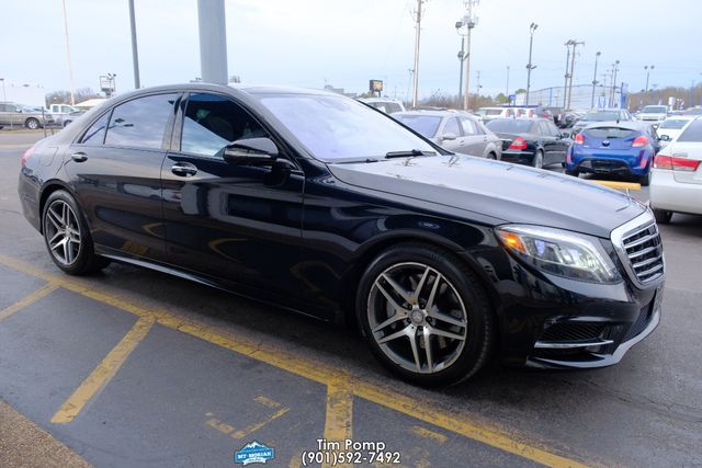 2015 Mercedes-Benz S 550 PANO ROOF SPORT PACKAGE