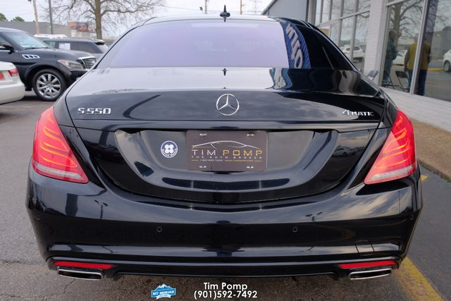 2015 Mercedes-Benz S 550 PANO ROOF SPORT PACKAGE in Memphis, Tennessee 38115