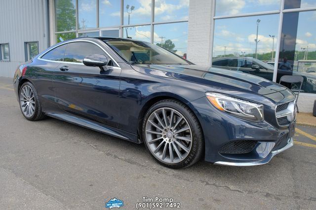 2015 Mercedes-Benz S 550 2 DOOR COUPE / DESIGNO INTERIOR