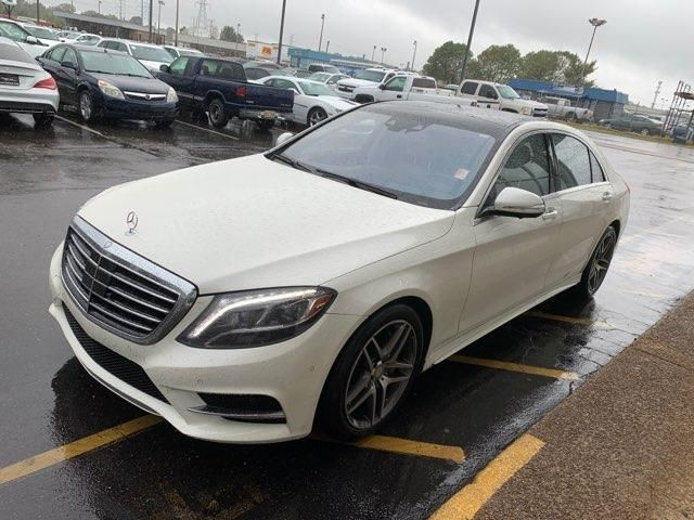 2015 Mercedes-Benz S 550 1 OWNER CLEAN CARFAX