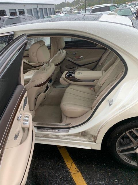 2015 Mercedes-Benz S 550 1 OWNER CLEAN CARFAX in Memphis, Tennessee 38115