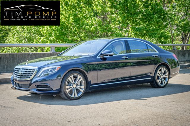 2015 Mercedes-Benz S 550 PANO ROOF