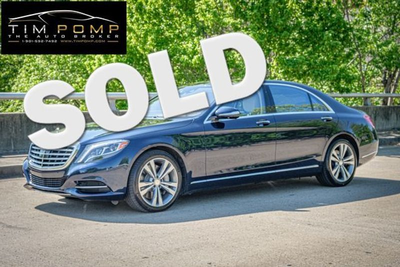 2015 Mercedes-Benz S 550 PANO ROOF | Memphis, Tennessee | Tim Pomp - The Auto Broker in Memphis Tennessee