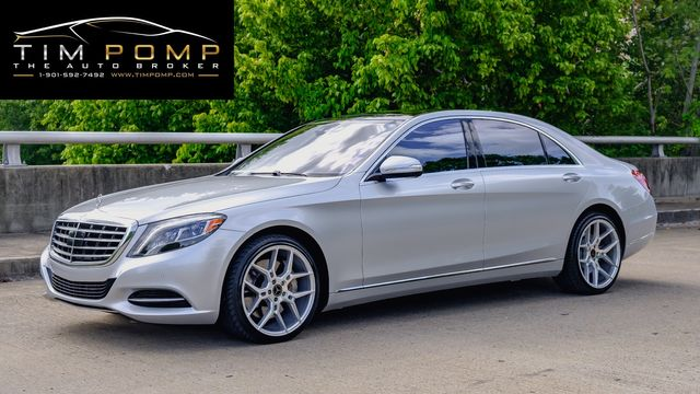 2015 Mercedes-Benz S 550 PNO ROOF $5000 IN WHEEL UPGRADES