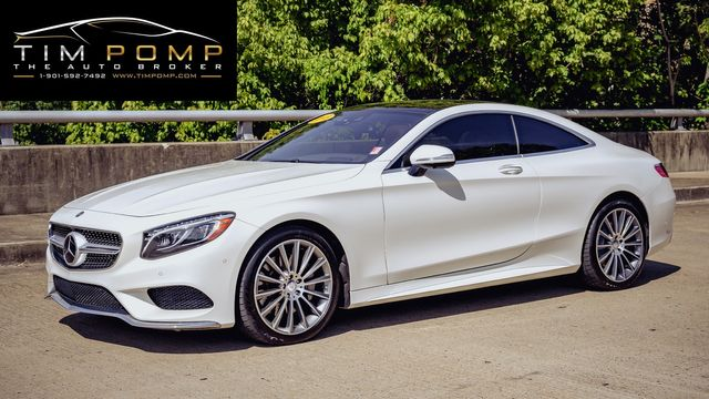 2015 Mercedes-Benz S 550 PANO ROOF MB CERTIFIED IN 2018