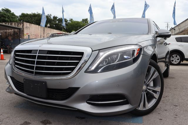 2015 Mercedes-Benz S 550 in Miami, FL 33142