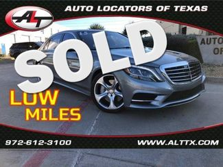 2015 Mercedes-Benz S 550  | Plano, TX | Consign My Vehicle in  TX