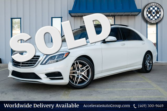 2015 Mercedes-Benz S 550 S 550 in Rowlett
