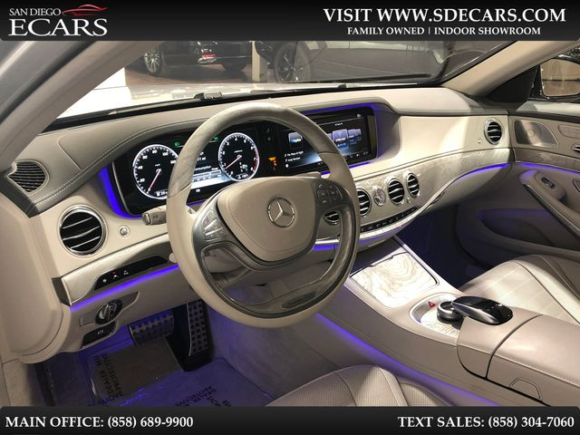 2015 Mercedes-Benz S 550 in San Diego, CA 92126