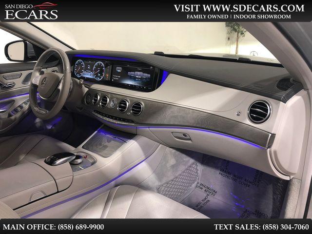 2015 Mercedes-Benz S 550 Sport in San Diego, CA 92126