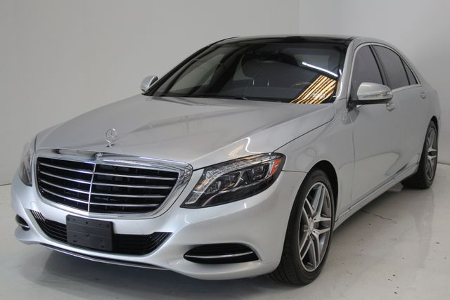 2015 Mercedes-Benz S 550 Sport Houston, Texas 1