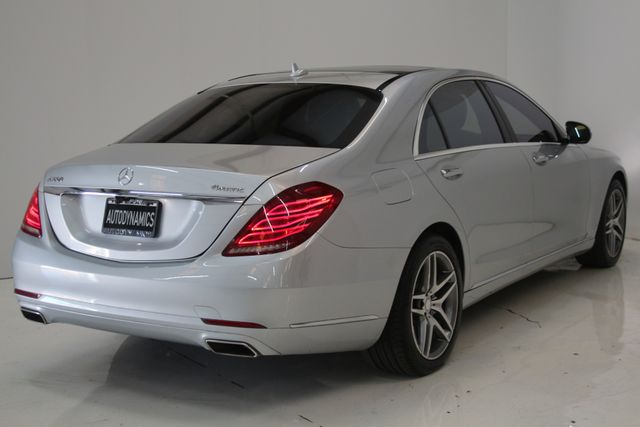 2015 Mercedes-Benz S 550 Sport Houston, Texas 10