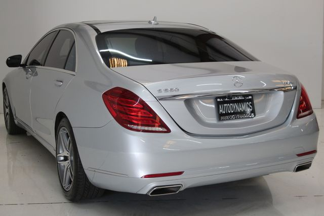 2015 Mercedes-Benz S 550 Sport Houston, Texas 13