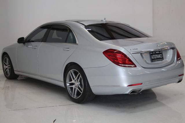 2015 Mercedes-Benz S 550 Sport Houston, Texas 14