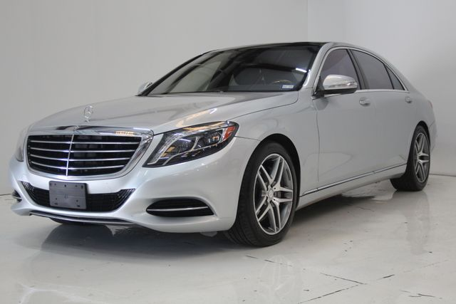 2015 Mercedes-Benz S 550 Sport Houston, Texas 2