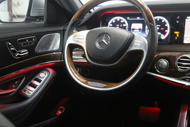 2015 Mercedes-Benz S 550 Sport Houston, Texas 20