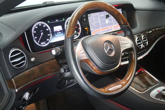 2015 Mercedes-Benz S 550 Sport Houston, Texas 32
